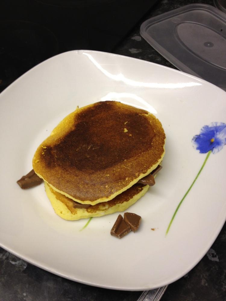 Page 43/365 : Smash Pancake Day...! (3/3)
