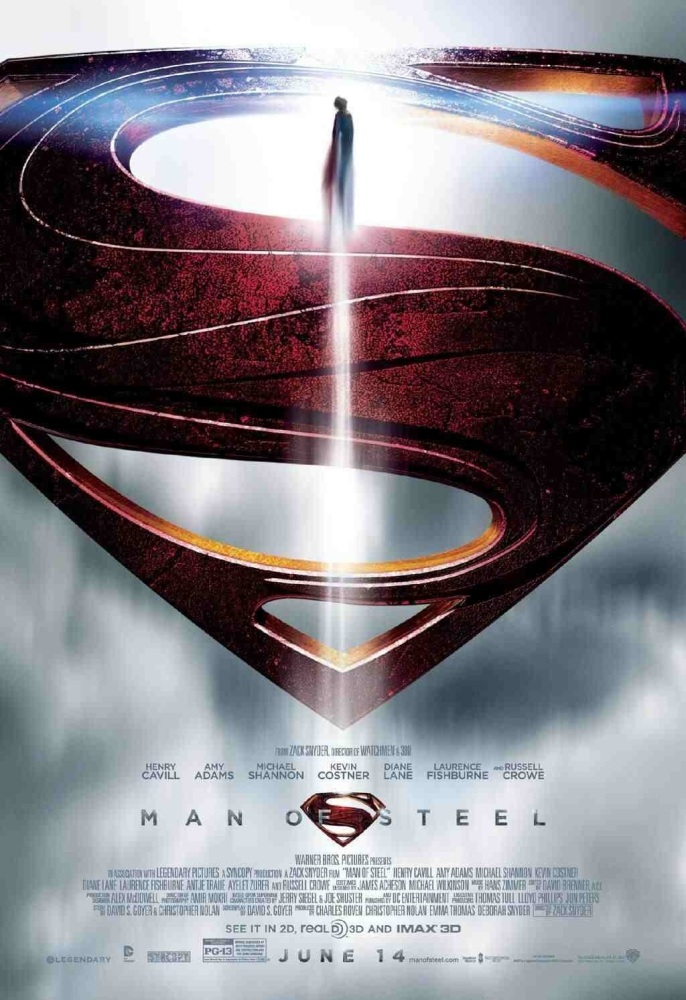 Film Review #1216 : Man Of Steel (Non-Spoiler version) (2/2)