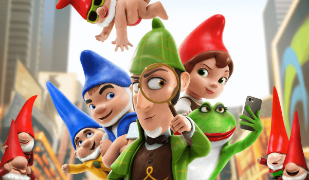 ENTER SHERLOCKGNOMES-MOVIE-REVIEW-ADV23 MCT